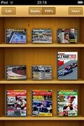 Digital versions of our favourite magazines