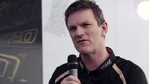 James Allison of Lotus F1 Team