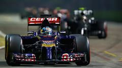 Sidepodcast: Race results - Singapore 2014
