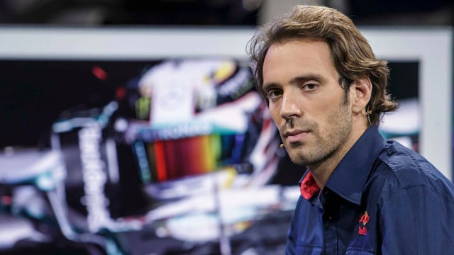 Jean-Éric Vergne spent several years with Red Bull