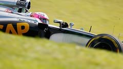Sidepodcast: Free Practice 1 results - Brazil 2014