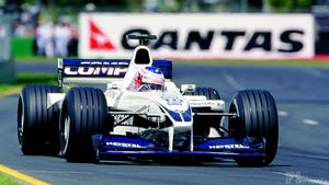Button makes his debut in Australian GP 2000