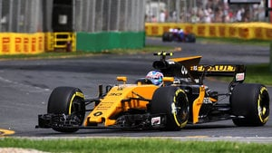 Palmer experienced less time in the cockpit than planned