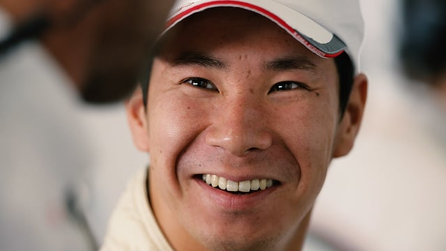 Kamui Kobayashi gets a new gig