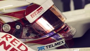 Kamui Kobayashi gets set for what could be his last race