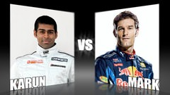 Sidepodcast: Character Cup - Round 2, Karun Chandhok vs. Mark Webber