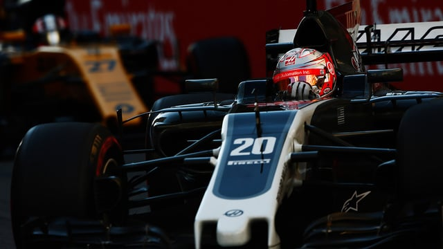 Kevin Magnussen, Haas F1 Team: Started 13th, Finished 7th