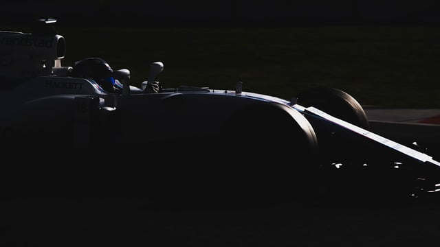 Stroll completes 85 laps for Williams