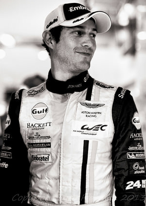 Bruno Senna at Le Mans 2013