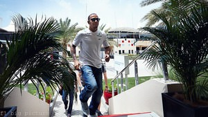 Hamilton's new positive attitude to life and work at Mercedes