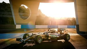 Hamilton brings to a close successful Jerez test for Mercedes