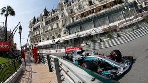 Hamilton leads first practice as Button makes a return