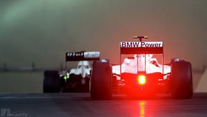 BMW complete their final Grand Prix weekend