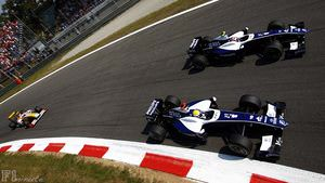 Williams recover from a quiet Italian Grand Prix