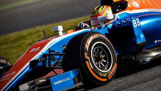 Haryanto struggles in the Manor