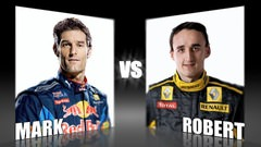 Sidepodcast: Character Cup 2010 - Round 1, Mark Webber vs. Robert Kubica