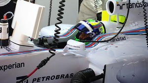 Massa ready for more