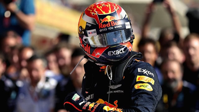 Verstappen had nothing to lose