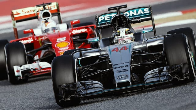 First week of testing sees Ferrari fastest and Mercedes unstoppable