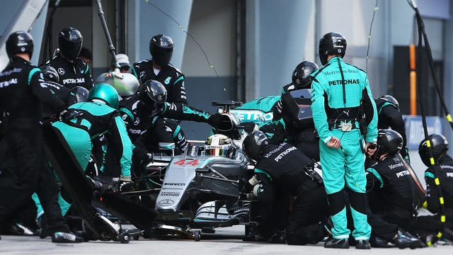 Mercedes evaluate solutions to tiring 21 race schedule
