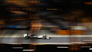 Mercedes dominate qualifying for the third time this year