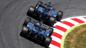 Rosberg was faster over a single lap, had better race pace and conserved his tyres better