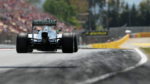 Mercedes make it look easy on Saturday afternoon