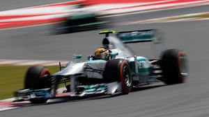 Mercedes showed their true pace on Saturday