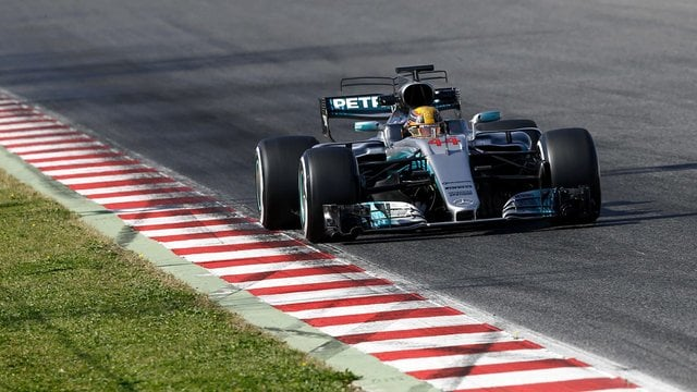 Hamilton confident after two good weeks of testing