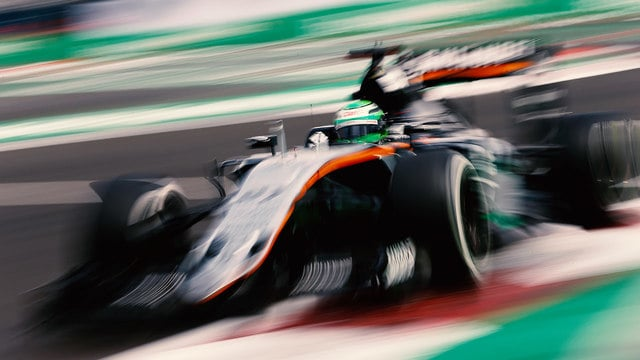 Was the backwards move perfect to release the 'real Hülkenberg'?