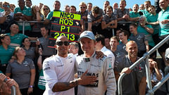 Sidepodcast: Mercedes see Silverstone success despite tyre troubles - Britain 2013
