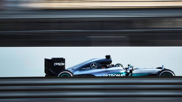 Rosberg settles for ninth fastest on day two