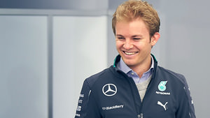 Rosberg finds direction in his life