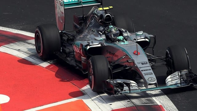 Nico Rosberg needed this win and he answered his critics in fine style