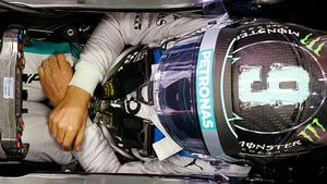 Rosberg is top dog at Mercedes on Saturday