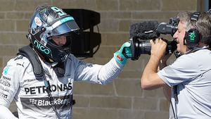 Rosberg had time in his pocket
