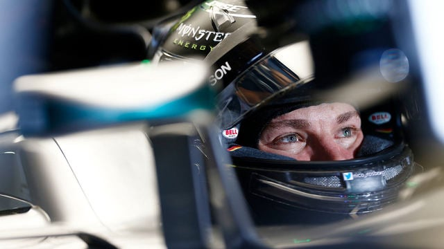 Rosberg takes pole position for home race in Germany