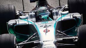Rosberg tops all three practice sessions in Brazil
