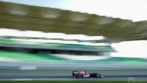 Malaysia grandstands empty on Free Practice friday