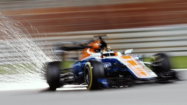 Pascal throws up sparks in Bahrain