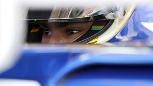Wehrlein starts from the pitlane after turbocharger change