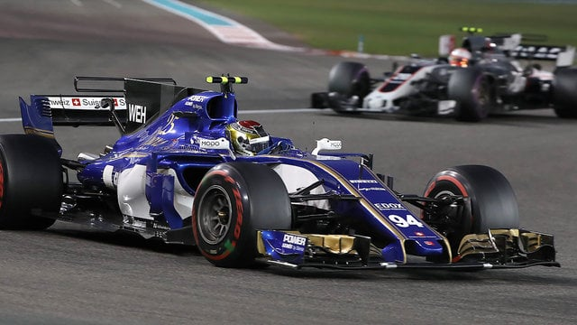 Wehrlein had the pace, but not the power