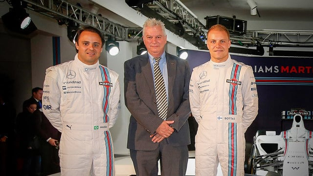 Pat Symonds to leave Williams at the end of the year