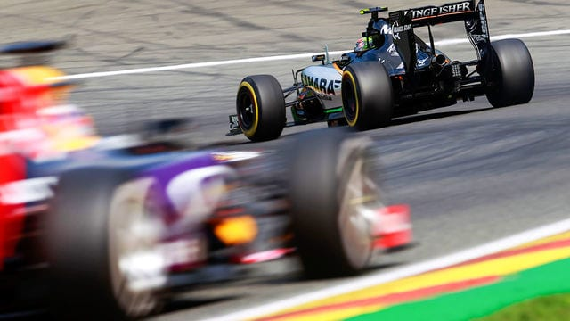 Force India have always gone well at Spa