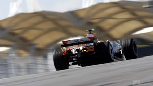 Nelson Piquet finishes 11th at Malaysia 2008