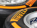 The tyre compounds for the next three races are revealed
