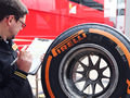 It ain't me babe, says F1's sole tyre supplier