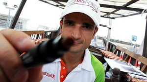 Tonio Liuzzi to replace Fisichella at Force India
