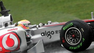 McLaren drivers positive despite apparent lack of pace