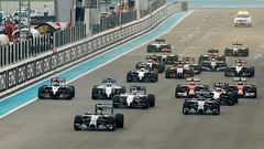 Sidepodcast: Race results - Abu Dhabi 2014